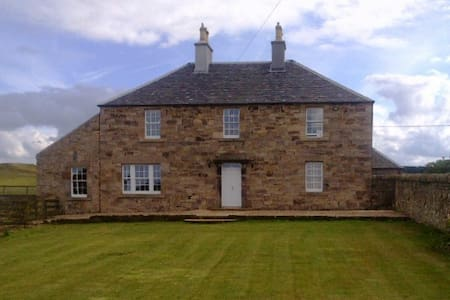 Pretty Farm B&B nr. Edinburgh rm 1 - Near Edinburgh - Bed & Breakfast