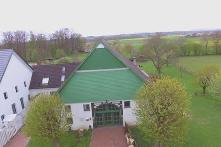 Ruhe auf dem Reiterhof - Melle - บ้าน