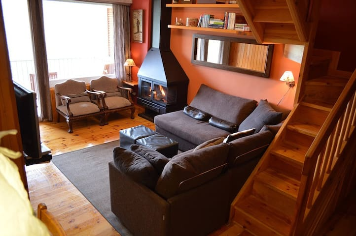 Ski Apto en La Molina, parking y trastero. 8 pax. - Alp - Appartement