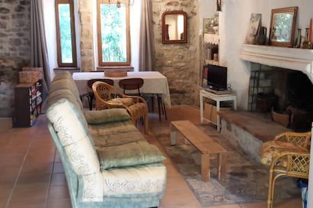 Maison de village en Drôme provençale