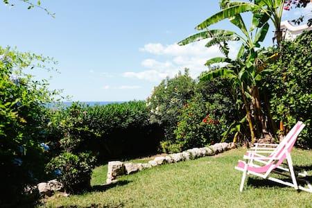 Sea View Studio Plemmirio Reserve - Plemmirio - Faház