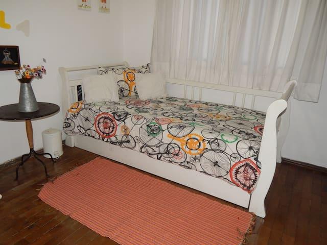 conforto aconchego boa localização - Belo Horizonte - Huoneisto