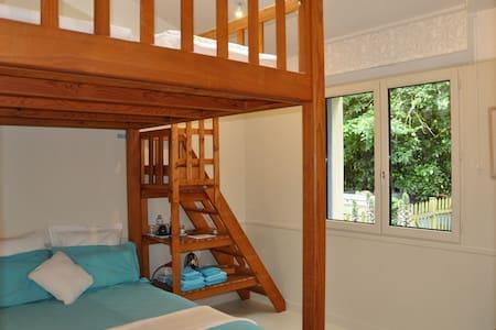 Chambre + Mezzanine avec SdB privée - Clisson - House