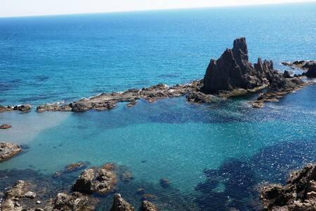 Nuevo y luminoso apartamento junto al Cabo de Gata - Almería - Apartmen