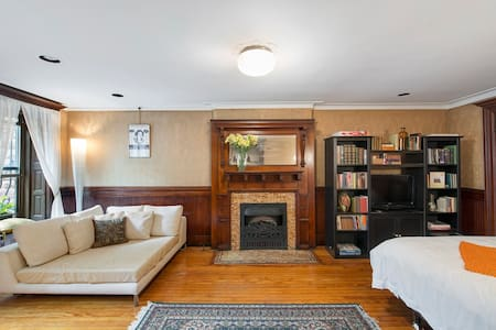 Gorgeous Room in Historic Townhouse - Nueva York - Bed & Breakfast