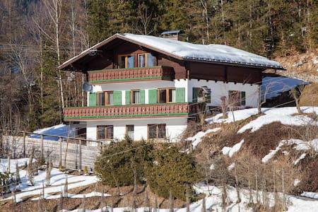 Ferienwohnung im Salzburger Land - Huis
