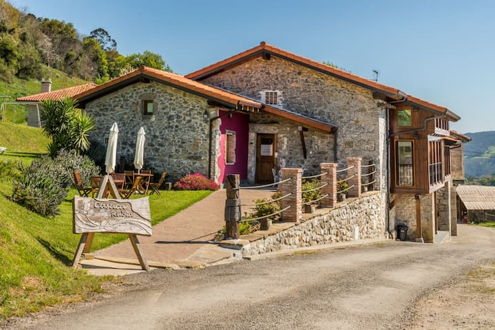APARTAMENTO RURAL CON UN ENTORNO NATURAL Y PLAYA 3