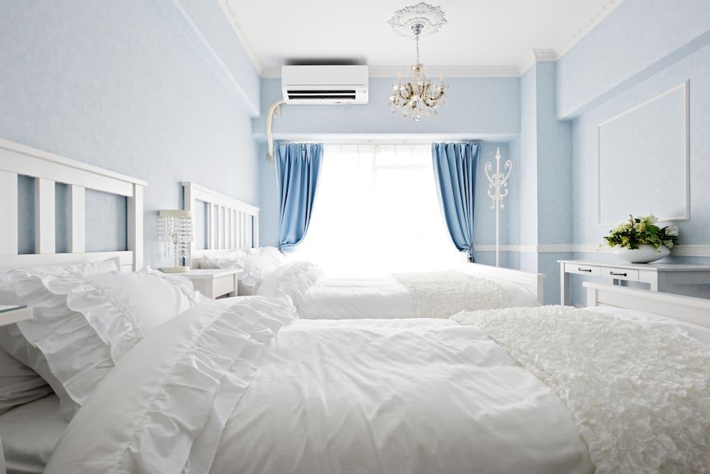 Luxury bedding 優質寢具