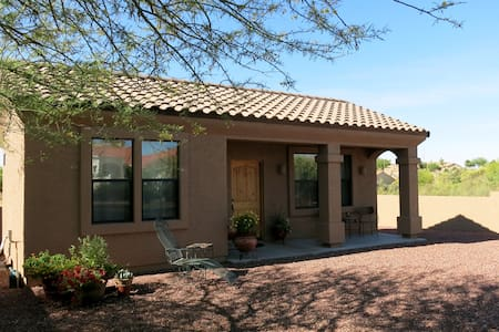 Guest House on Estate in Wickenburg