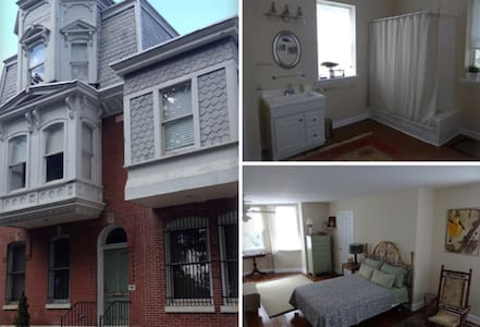 Large Suite Sleeps 3-5, Great Wilm Location Off 95 - Wilmington