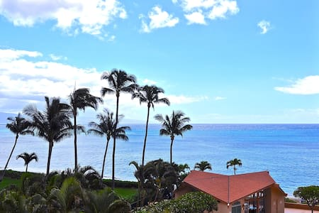 WEST MAUI CONDO ON THE BEACH w/125+ GREAT REVIEWS! - Lakás