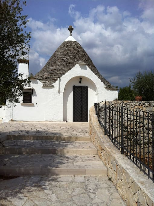 This is my Trullo