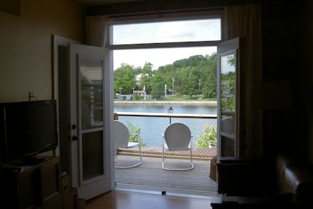 Great apartment on the Trent River - Campbellford