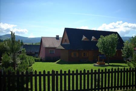 Blockhaus auf dem Bergland - Šumiac - Dům