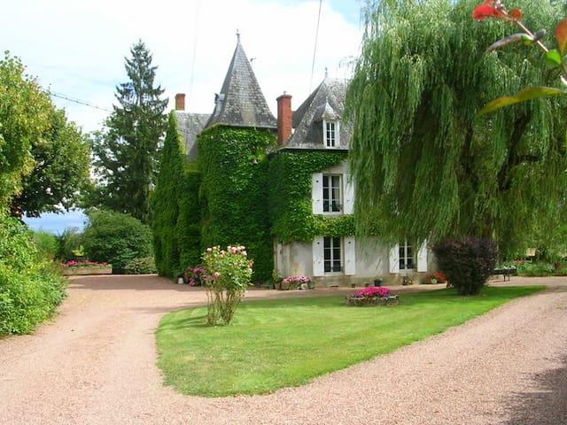 Domaine des Perrières - Crux-la-Ville - ที่พักพร้อมอาหารเช้า