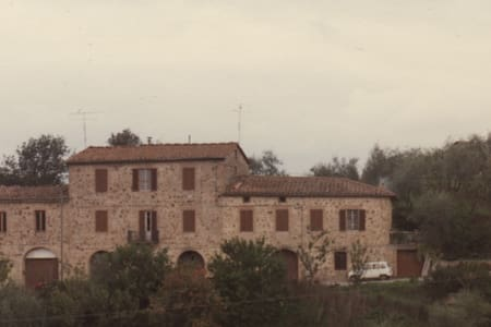 120mq x voi nella campagna senese - Fontazzi