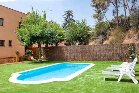 NICE HOUSE CLOSE TO BCN WITH PRIVATE POOL - Vilassar de Dalt