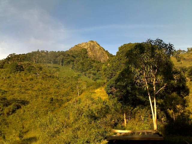 Refugio do Manacá