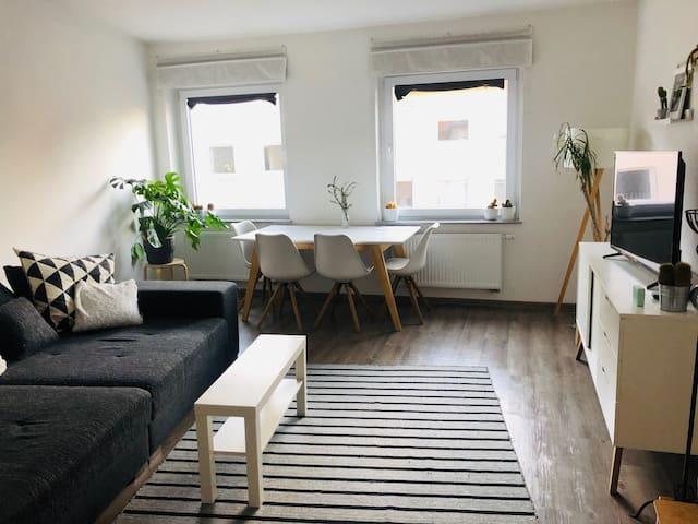 Very nice apartment in the heart of Rüttenscheider