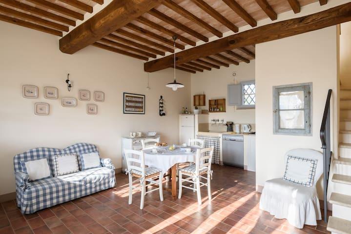 Vittorio's House - Casale Sant'Alberto - Monteroni D'arbia - Hus