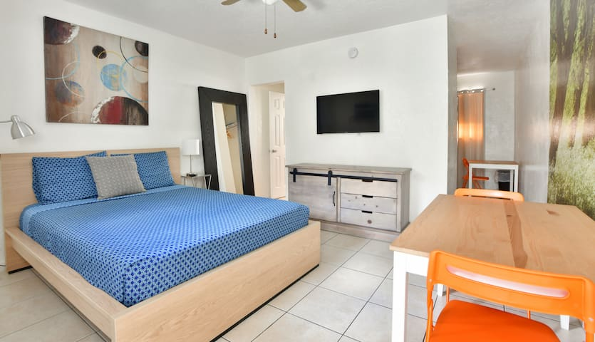 Trendy Wynwood, Amazing Flat ( Full Kitchen) | No cleaning Fee - K