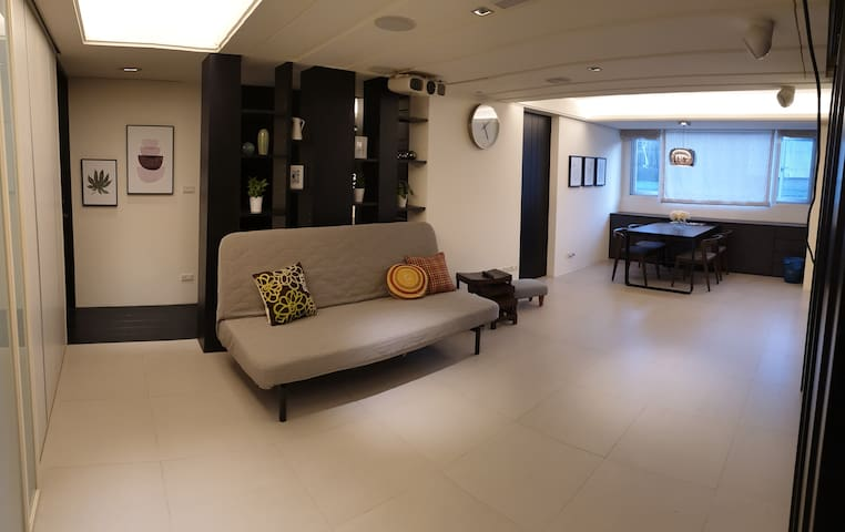 MingQuanWest MRT Station 2 mins/1~6p/1 Suite/Wifi