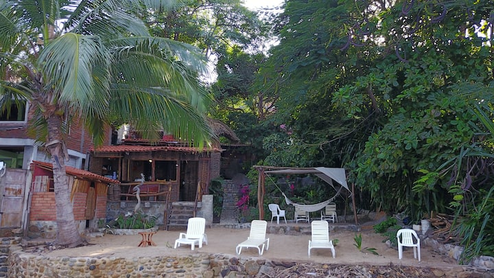 Yelapa's Most Unique House-On The Water