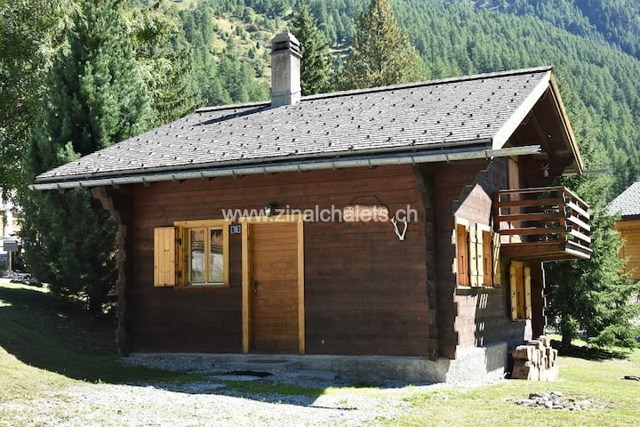 Pin d'Arolle - individual chalet (4 people)