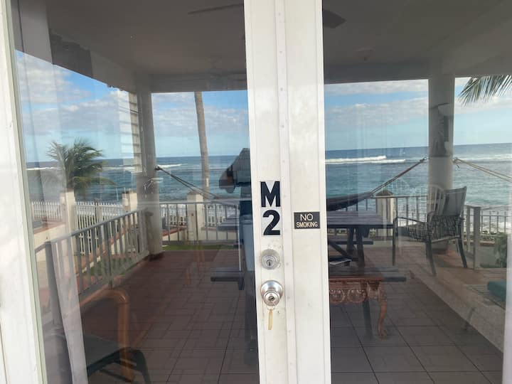 Shacks Beach Front  1 Bedroom spectacular views