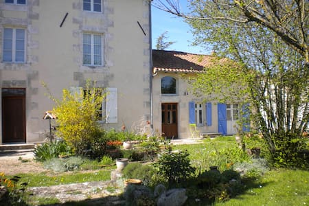 chambre privée 15 mn Poitiers et Futuroscope