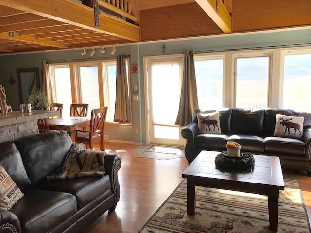 Winter Park/Tabernash Cabin Beautiful Views