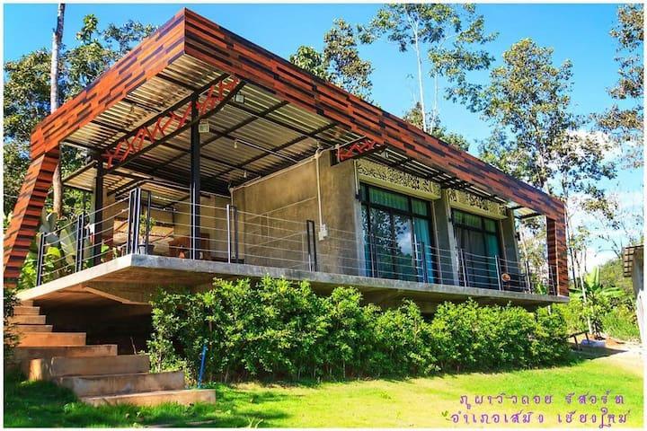 Family House - Samoeng Tai - House