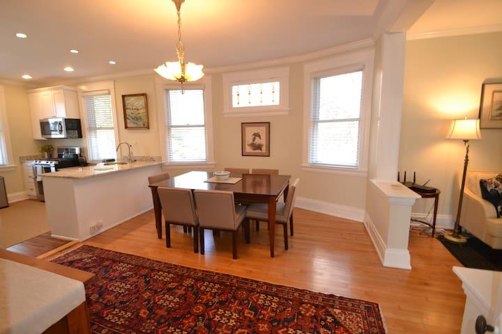 T2-Clifton gaslight lg 2BR fully furn - Cincinnati - Apartmen