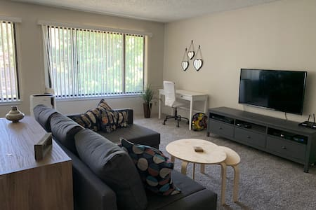 Light and Bright -- Entire 2 Bedroom Apt!