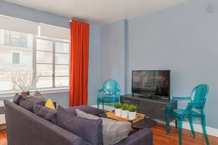 Clean Apartment near Grocery Store, Tufts Medical