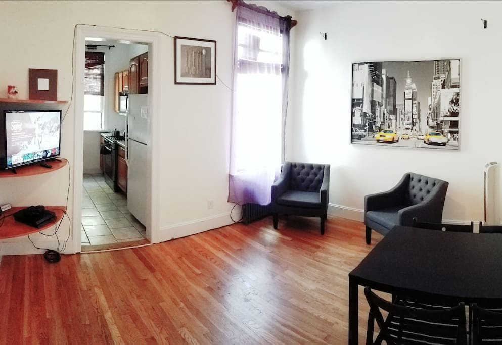 Fully Furnished 2 Bedroom Apartment In Ridgewood Flats For Rent In Queens New York United States