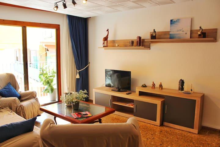 Great apartament en Benidorm center town