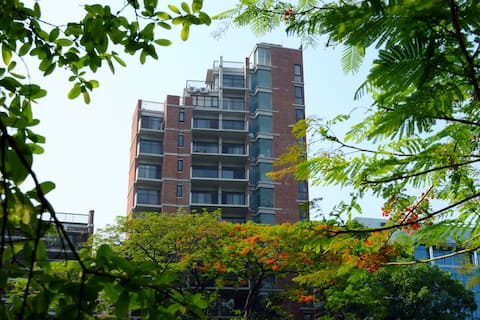 Lakeview condo at Dhanmondi, Dhaka