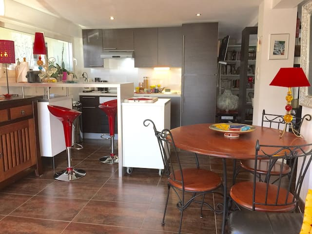 Appartment to rent near Toulouse - Rouffiac-Tolosan - Apartamento