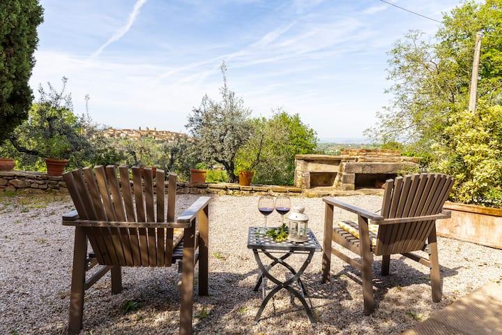 Tuscany Apartment -IL GRANAIO -Loc.Ceppeto