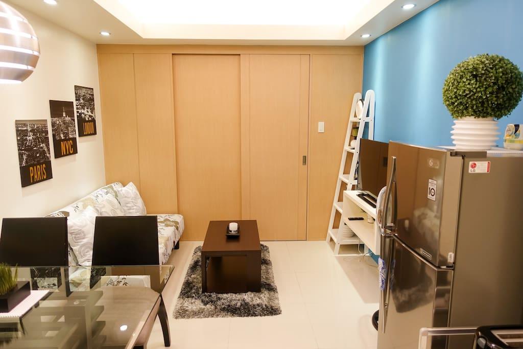 Studio Unit @ Wind Residences