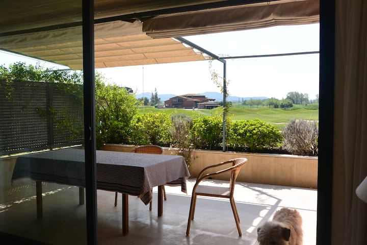 Golf and Sea in the Costa Brava - Gualta - Appartement