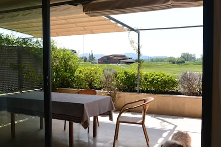 Golf and Sea in the Costa Brava - Gualta - Apartmen