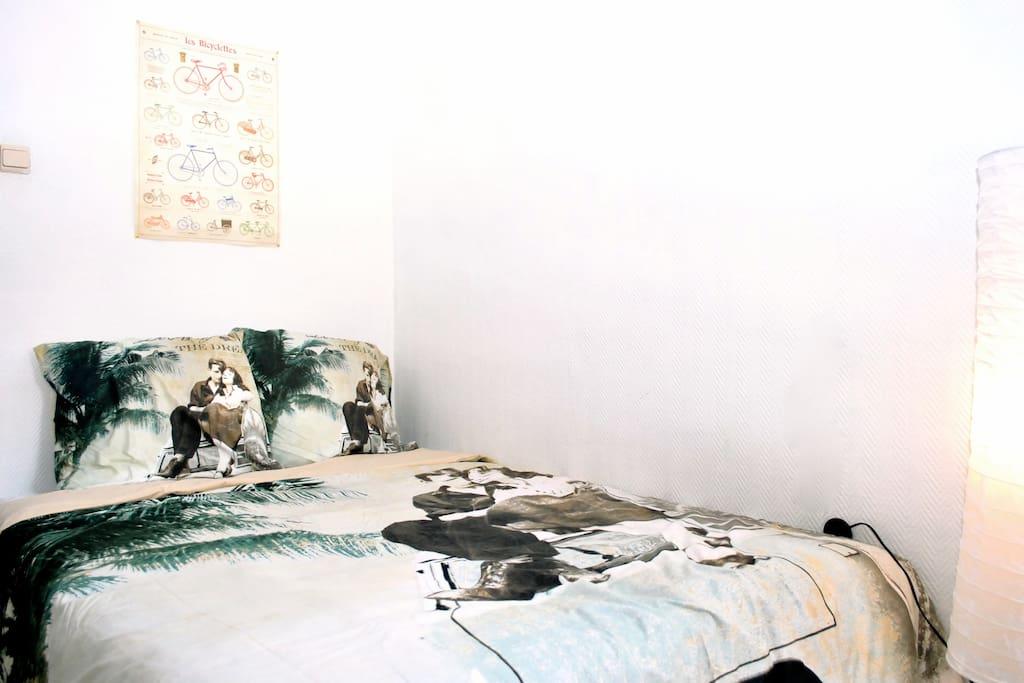 Tropical Dream bedroom