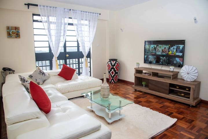 SHERRY's  1BR BEST LOCATION IN NAIROBI,