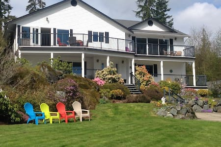 4 Beaches Bed and Breakfast - Sooke - Bed & Breakfast