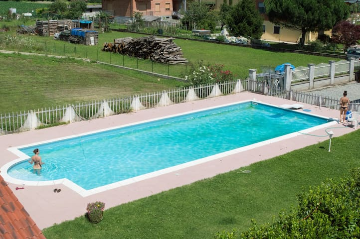 A big house for many guest + pool  - Alice Castello - Apartament