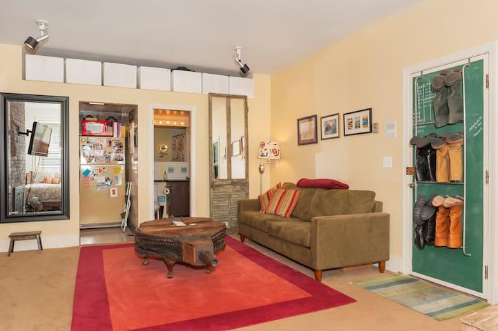 Perfect Back Bay get away!  - Boston - Apartament
