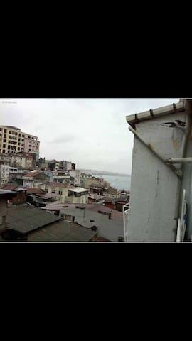 Huzur bulabileceğiniz bir ev - Istanbul - Lägenhet