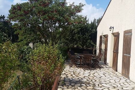 Villa Proche Nature, Deux chambres + Salle d'eau - Montséret - Haus